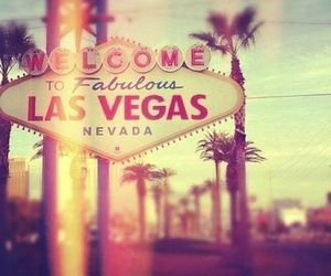 Las Vegas, welcome, and Nevada image