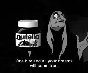 nutella, Dream, and funny image