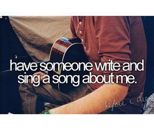 song and before i die image