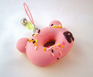 accessories, colors, and donuts image