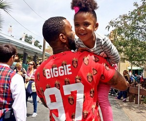 cali, daughter, and dope image