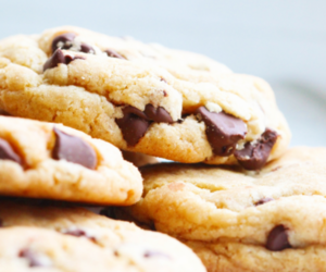 addiction, chocolate, and chocolate chips image