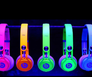 beats, music, and colorful image