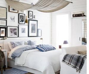 bedroom, Country House, and picture wall image