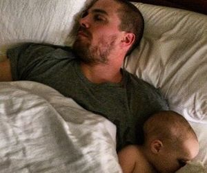 stephen amell, cute, and arrow image