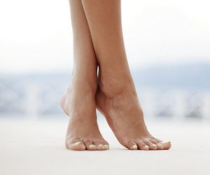 legs, feet, and summer image