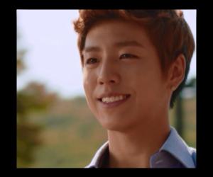 beautiful, smile, and korea drama image