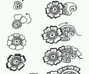 tattoo, tutorial, and how to make heena image