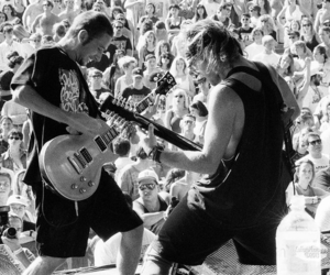 pearl jam, jeff ament, and stone gossard image
