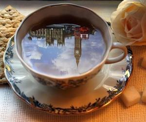 london, tea, and photography image