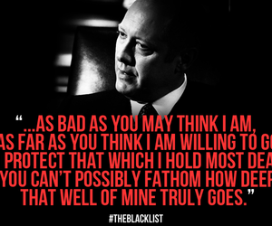 james spader, the blacklist, and reddington image