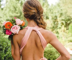 bridesmaid and pretty image