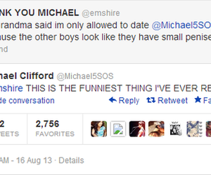 credit, lol, and 5 seconds of summer image