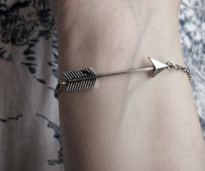 arrow and bracelet image