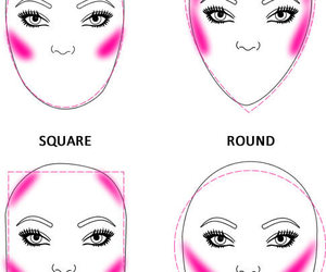 blush and makeup image