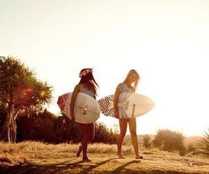 beach, cute, and friends image