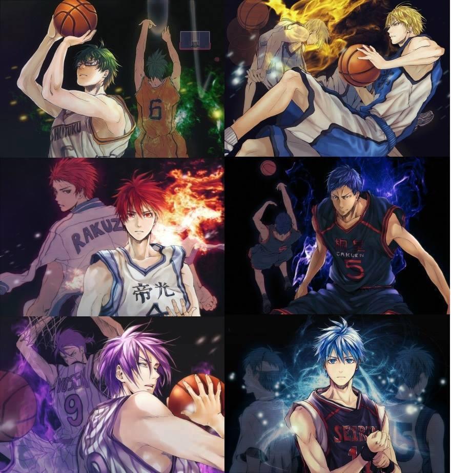 Kuroko No Basket Discovered By Xx AomineDaiki XX