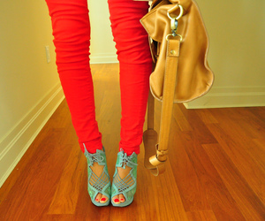 block, fashion, and shoes image