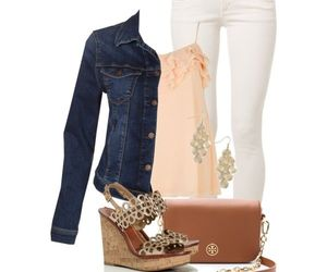 summer outfit and spring outfit image