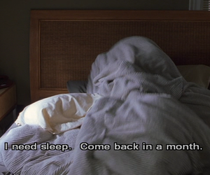 bed, sleep, and boho image