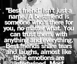 best friends, Drake, and quote image