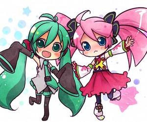 anime, anime girl, and hatsune miku image