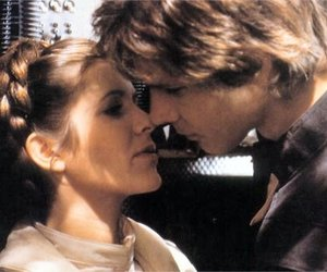leia, star wars, and anakin image