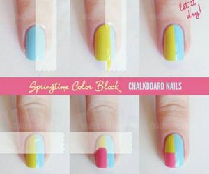 by, colors, and nails image