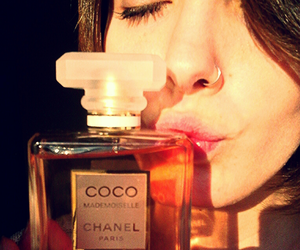 channel, coco, and perfum image