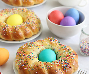 bread and easter image