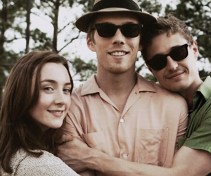 the host, Saoirse Ronan, and max irons image