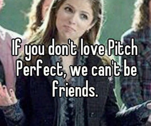 pitch perfect, movie, and friends image