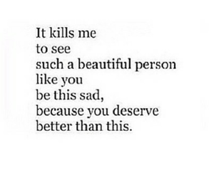 sad, beautiful, and quotes image