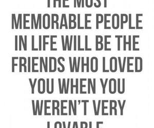 friends, quotes, and life image