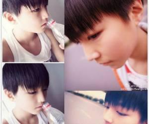china, chinese, and cute boys image