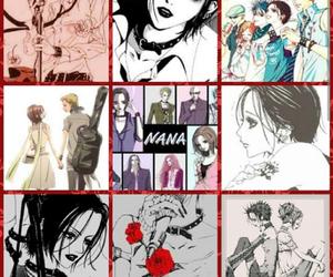 anime, hachi, and Nana image