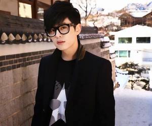 boyfriend, kpop, and leader image