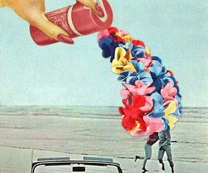 beach, Collage, and eugenia loli image
