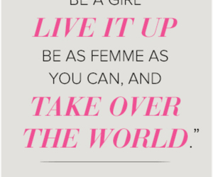 girl, quote, and live image