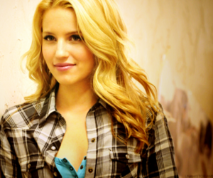 dianna agron, glee, and pretty image