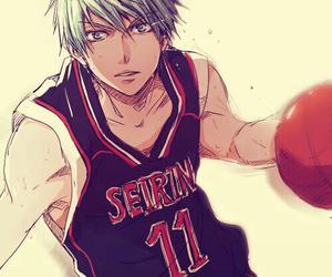 kuroko no basket, anime, and kuroko image