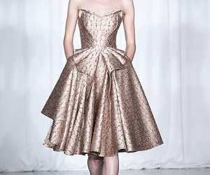 fashion and Zac Posen image