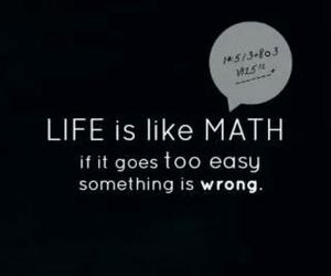Easy, wrong, and math image