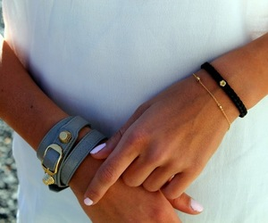 arm candy, summer, and tan image