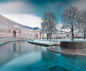 Bristol, water, and college green image