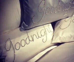 goodnight, pillow, and luxury image
