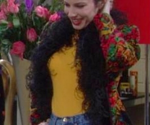 90s, fran fine, and the nanny image