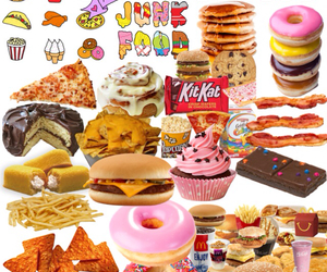 background, Collage, and food image
