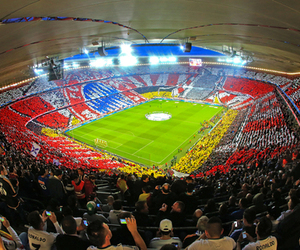 bayern, allianz arena, and fans image
