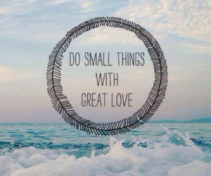 quote, love, and things image